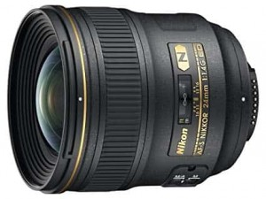 Nikon prime lens for Milky Way photography
