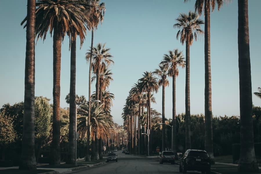 Beverly Hills, the most glamorous neighborhood in LA