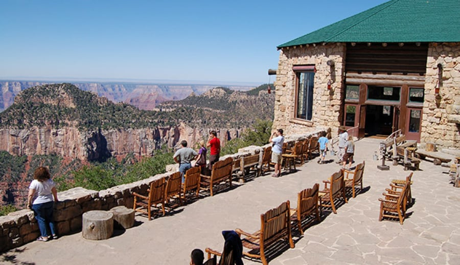 grand canyon lodge north rim hotel