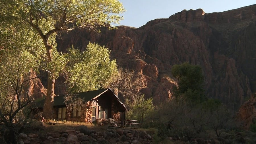 Phantom Ranch stay at the bottom of the Grand Canyon
