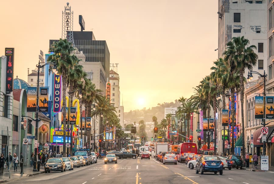 west hollywood best places to stay in LA price