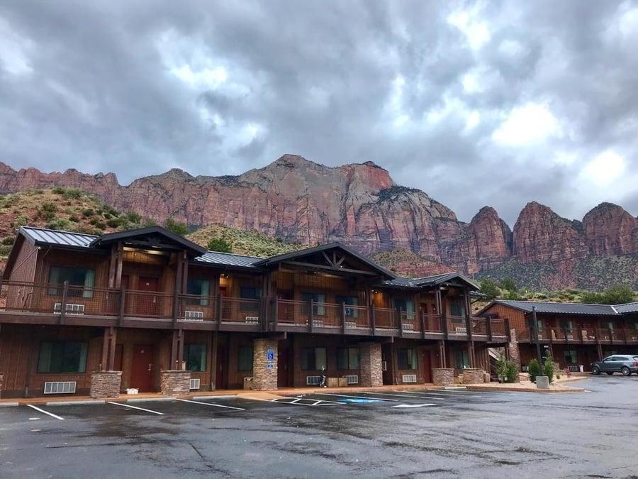 zion canyon lodge mejores opciones de alojamiento