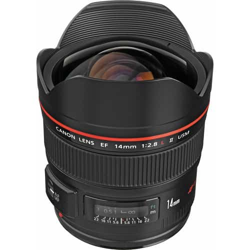 Best Canon lens for Milky Way photography