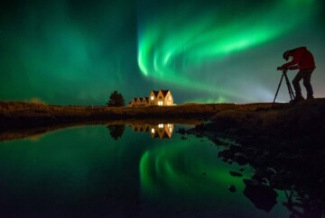 Best cameras for Northern Lights