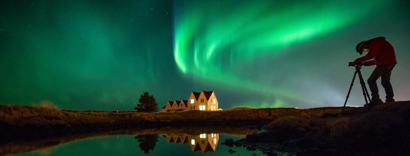 Best cameras for Northern Lights