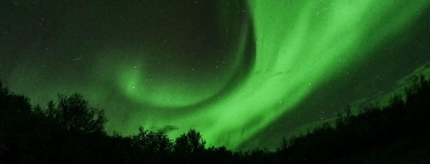 Northern Lights GoPro settings