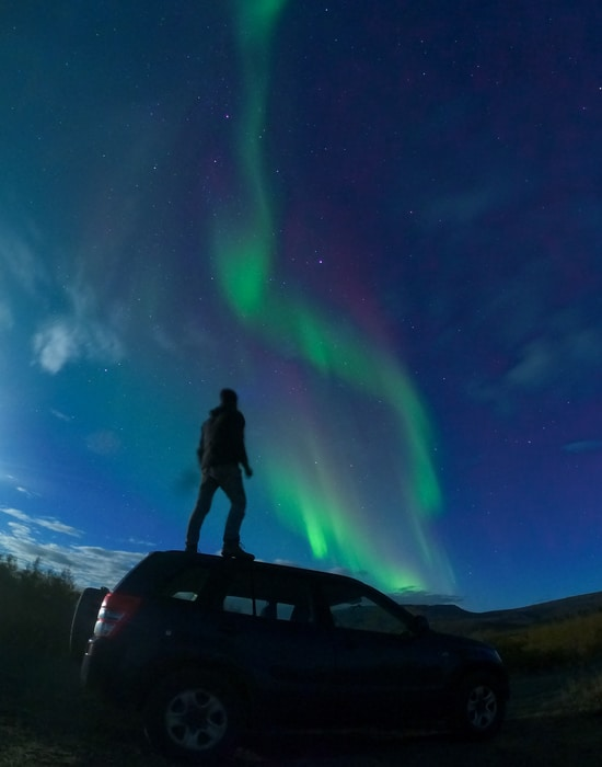Best ISO for photographing Northern Lights with GoPro
