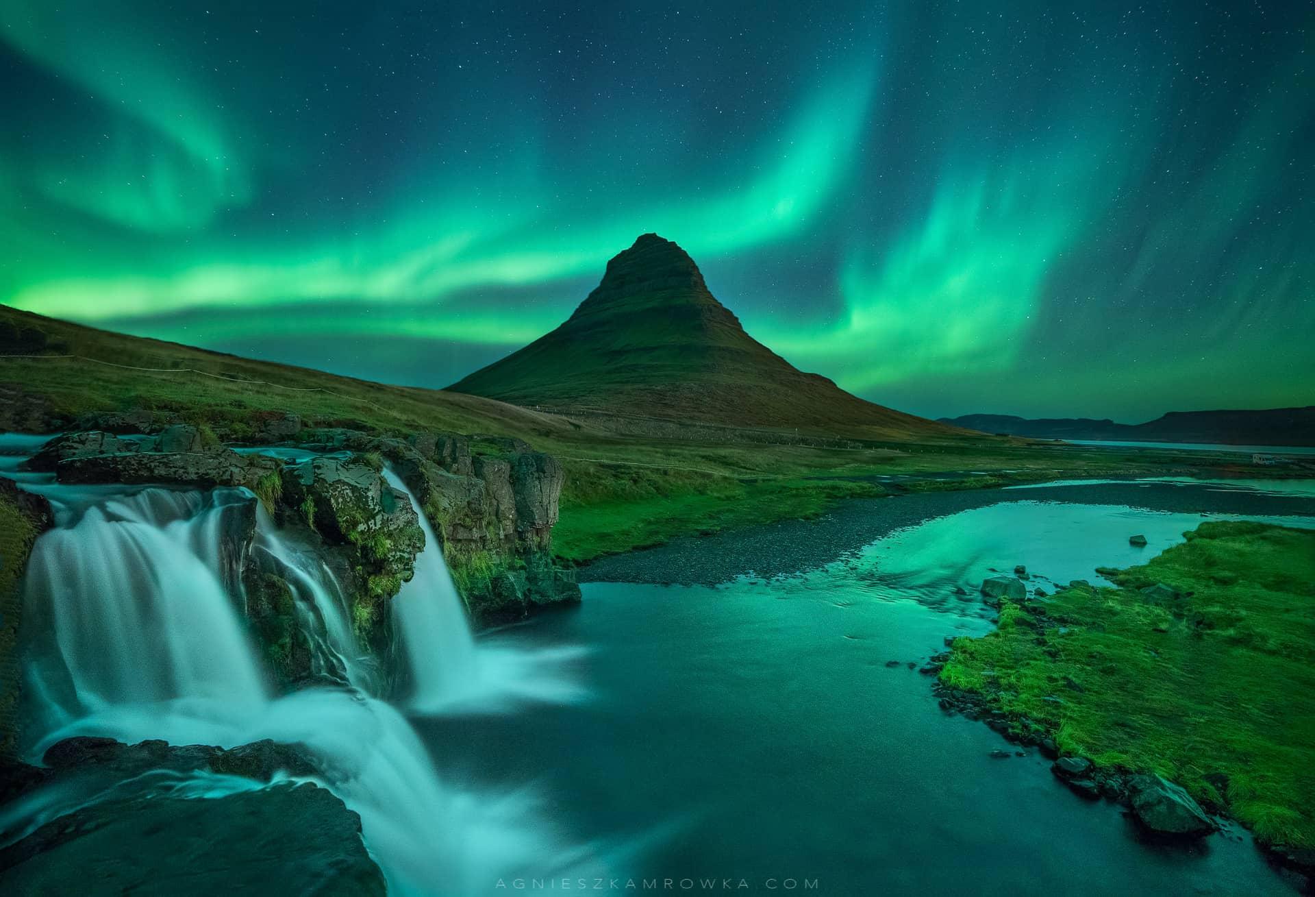 Best Aurora Borealis images Iceland