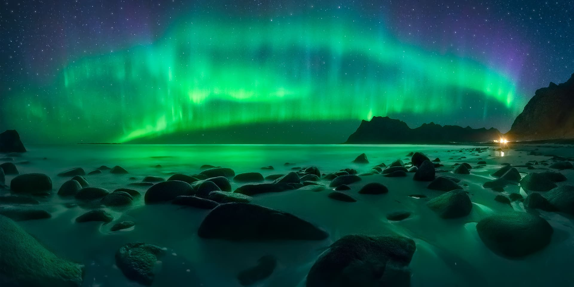 Best Aurora Borealis shows