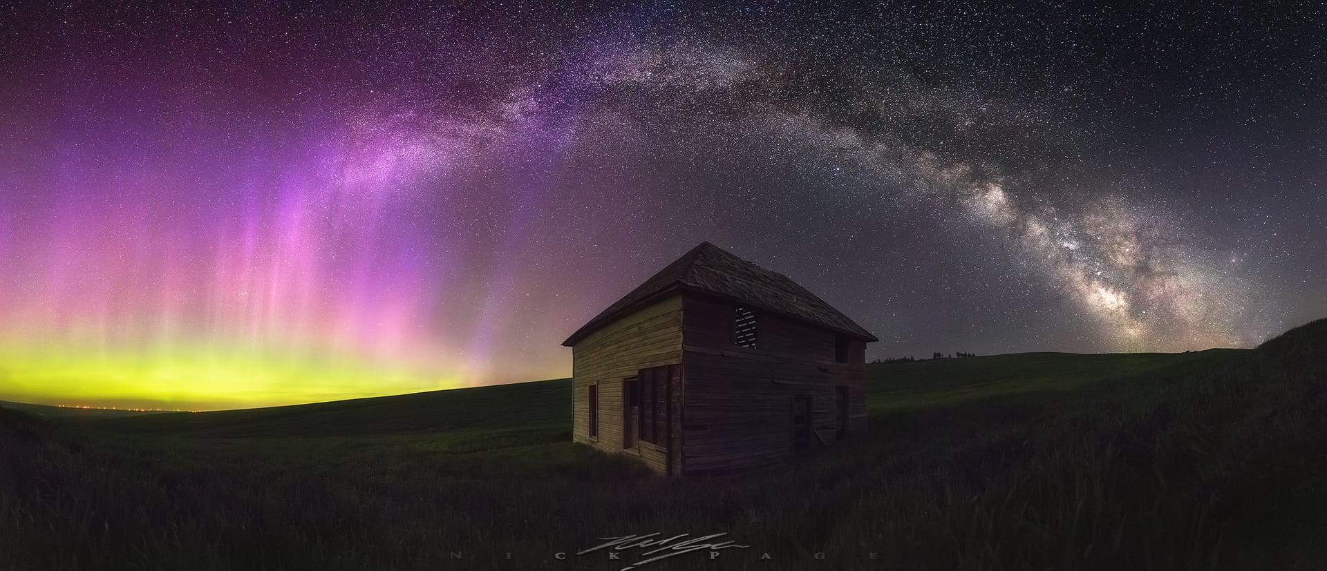 Best Aurora images In the USA