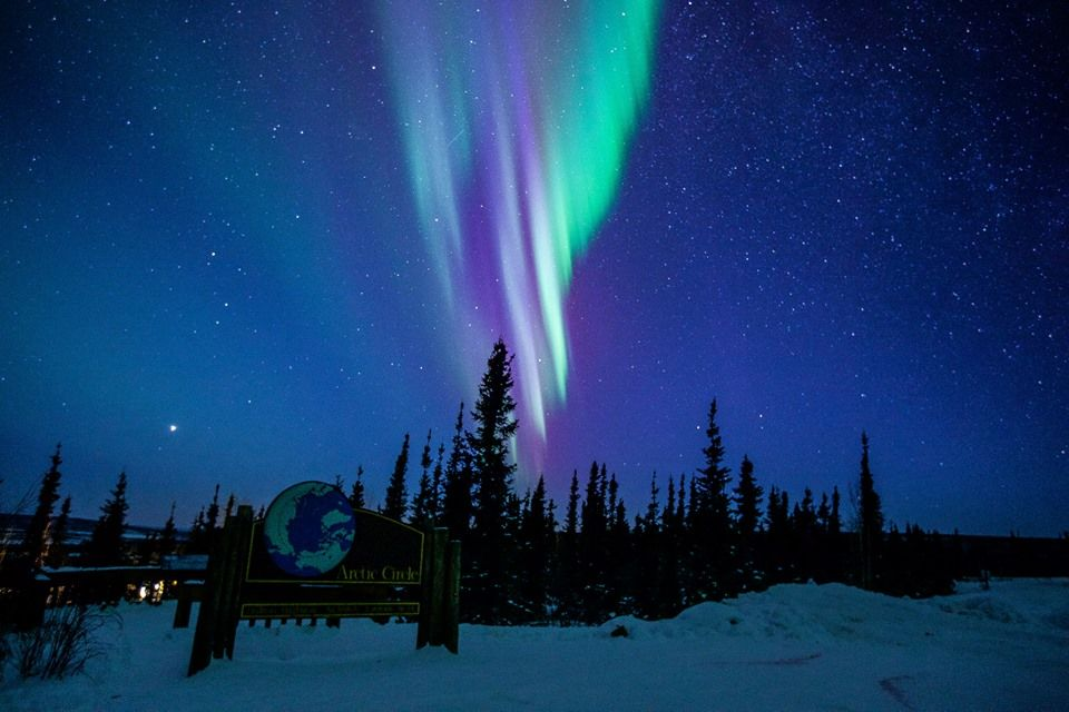 Best places to see Northern Lights in Alaska