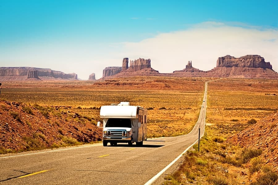 guide to rent a rv or camper van in the usa