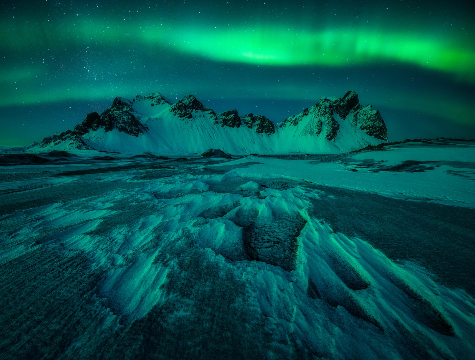 Most inspiring Northern Lights images