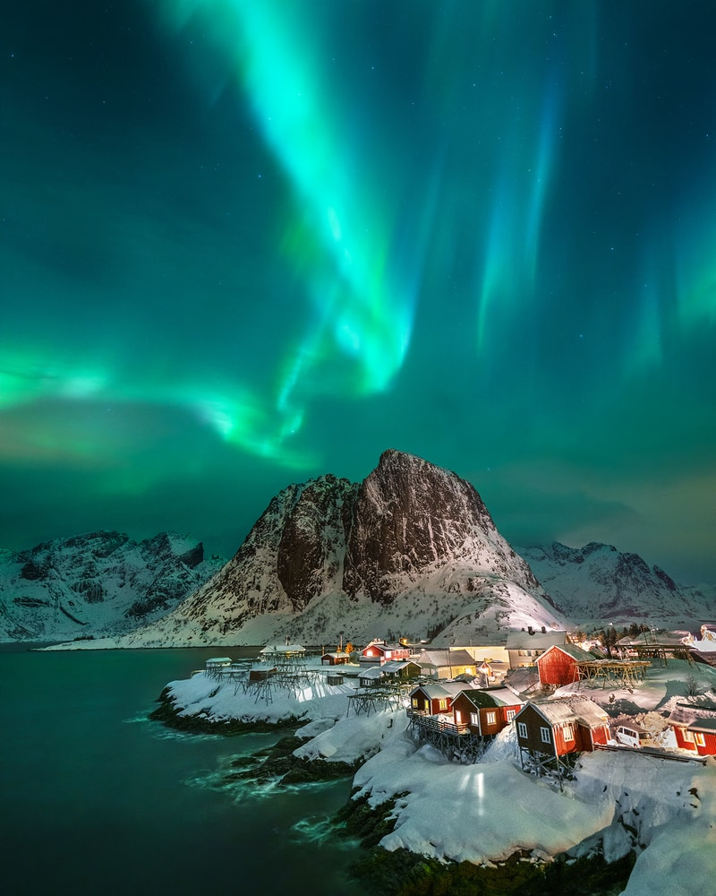 Best Northern Lights images