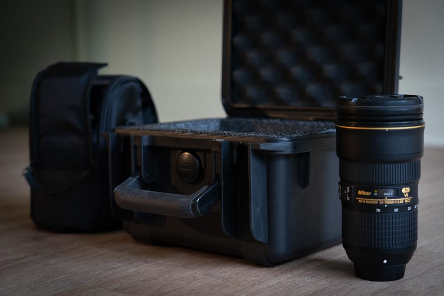 Lensrentals review Camera rental equipment