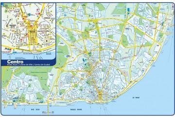 mapa de lisboa portugal