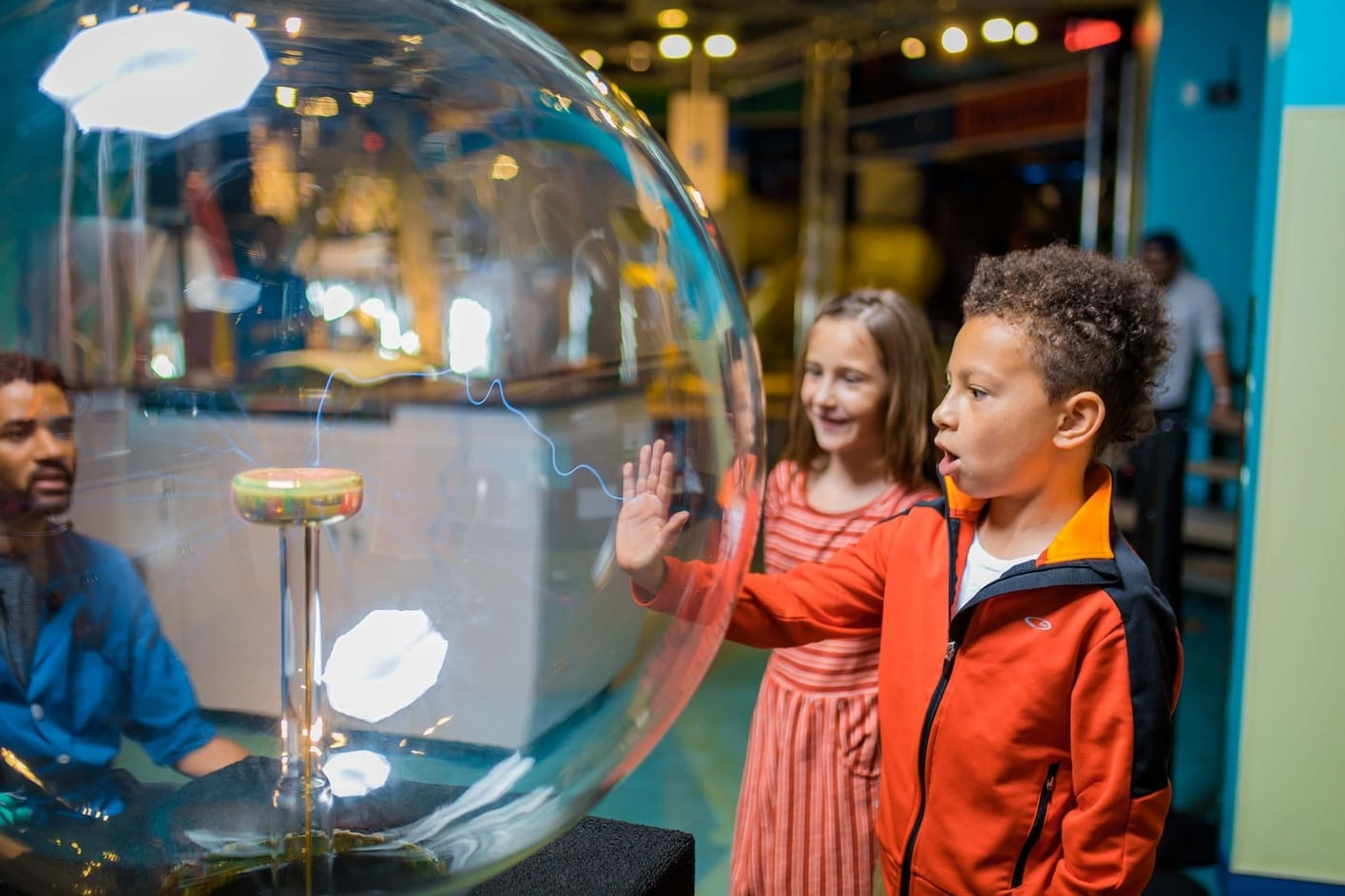 Discovery Children's Museum, a place to go in Las Vegas with kids
