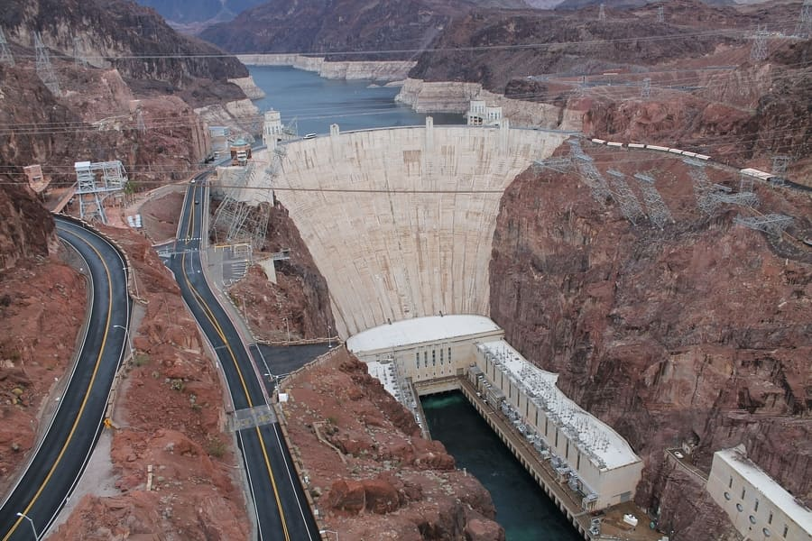Hoover Dam and Lake Mead tour from Las Vegas