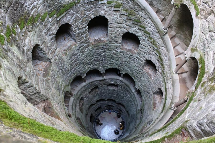 The Quinta da Regaleira, something to visit in Sintra