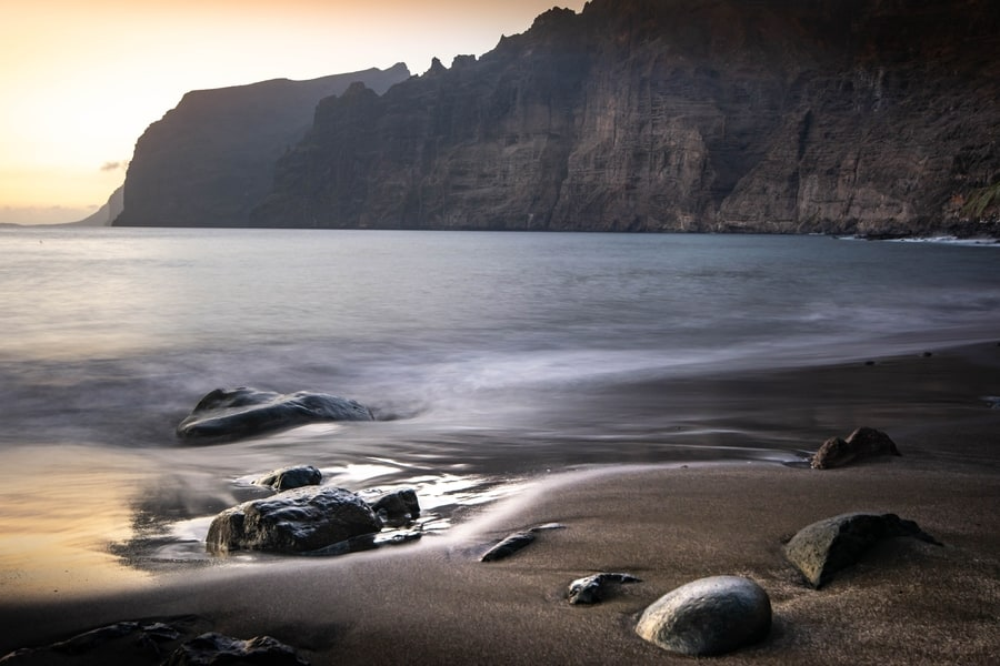 Los Gigantes, cheapest accommodation in Tenerife