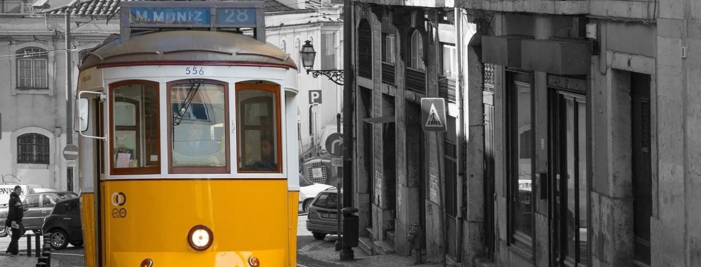 Tranvia 28 que hacer Lisboa alojamientos