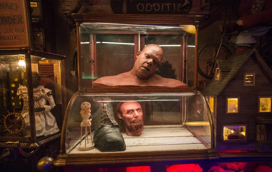 Zak Bagan's The Haunted Museum, place to visit in downtown Las Vegas