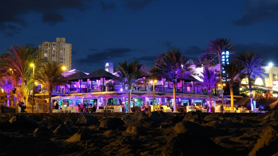 Which canary island is best for nightlife