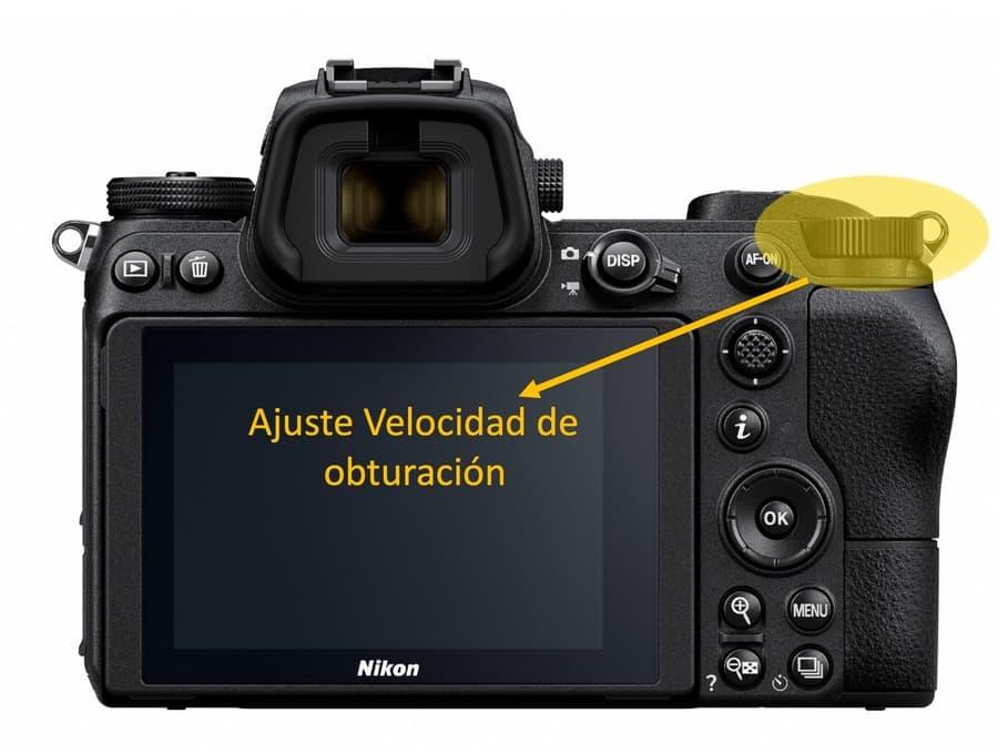 Cómo cambiar la velocidad de obturación en mi cámara