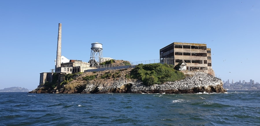 Alcatraz prison, the most famous supermax prison in the world