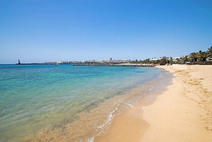 Costa Teguise, a place you can't miss in Lanzarote