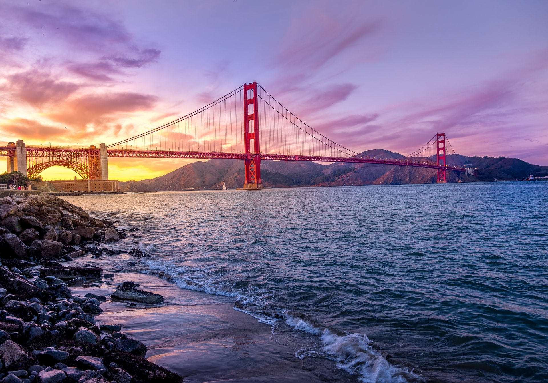 Crissy Field, a place to visit in San Francisco