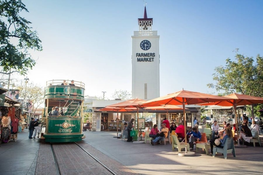 Farmers Market, a market with the best products in Los Angeles