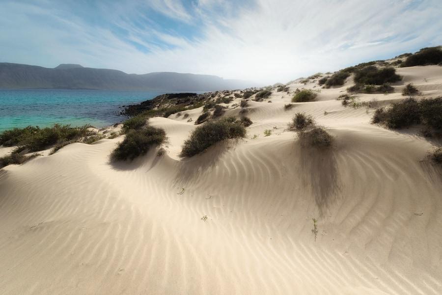 La Graciosa, places to visit in Canary Islands