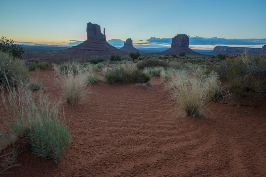 Landscape Photography correct exposure