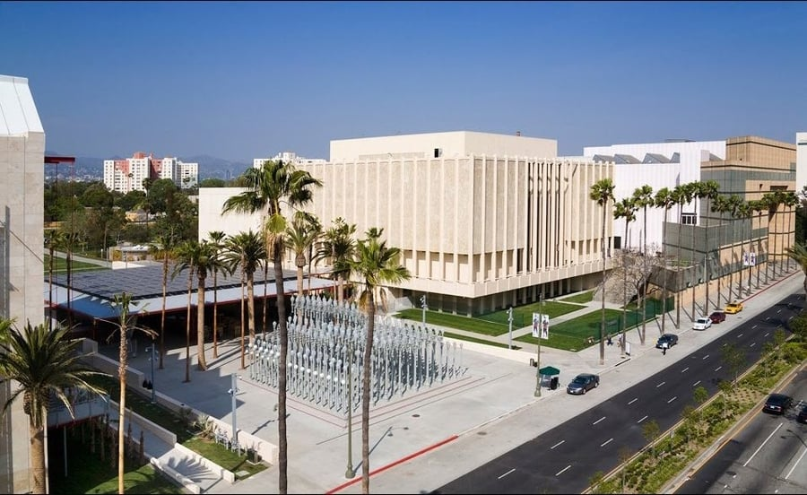 Los Angeles County Museum of Art, an interesting museum to visit in LA