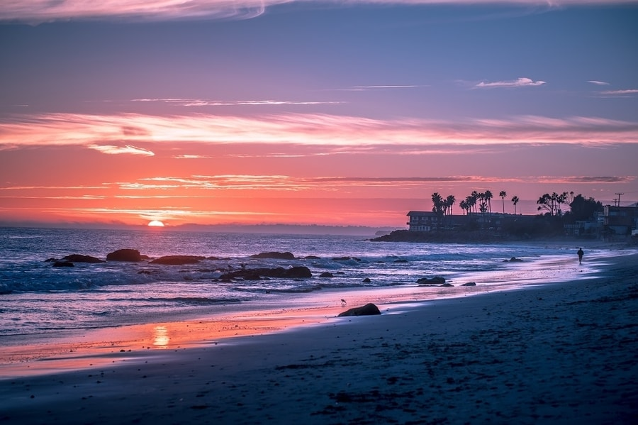 Malibu, a beach you have to visit in Los Angeles
