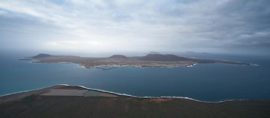 Mirador del Río, the most beautiful views of Lanzarote