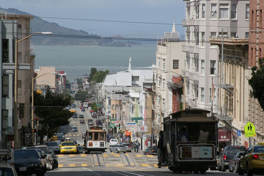 Nob Hill, a luxurious neighborhood to go in SF