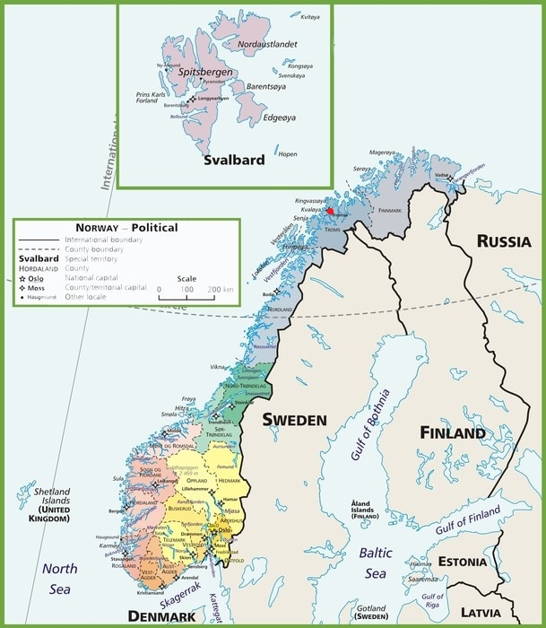 Where is Tromso