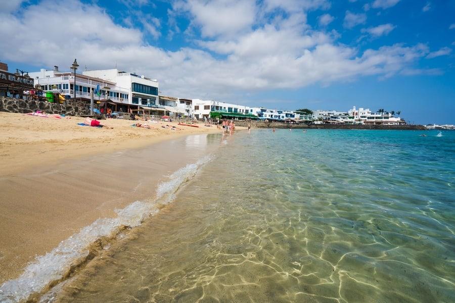Playa Blanca, a place to visit in Lanzarote at night