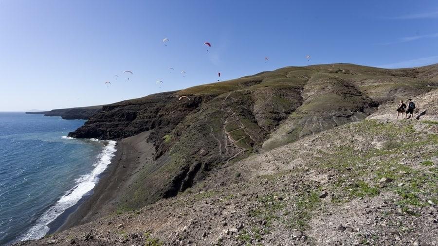 Playa Quemada, a town to go in Lanzarote
