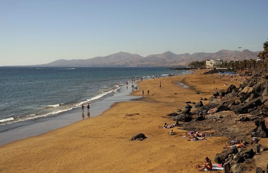 Puerto del Carmen, a place to visit in Lanzarote, Canary Islands