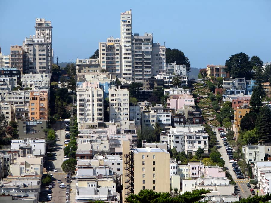 Russian Hill, a neighborhood you have to visit in SF