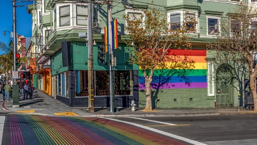 Castro, a neighborhood to visit in San Francisco
