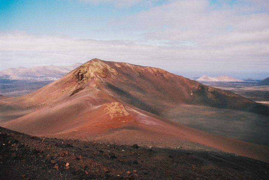 Timanfaya National Park, a popular place to go in Lanzarote