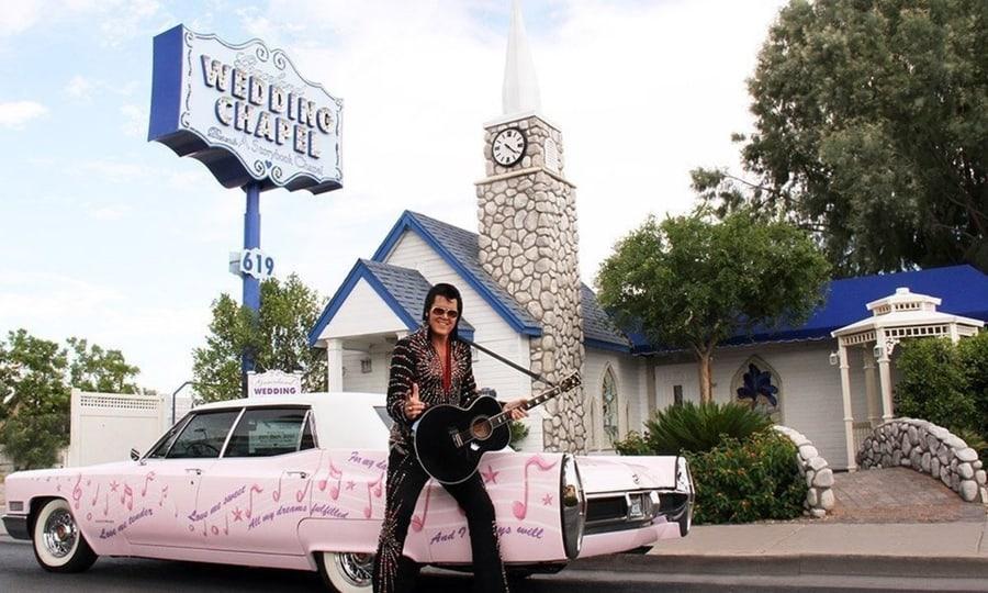 Casarse en Las Vegas con Elvis. Actividades las Vegas