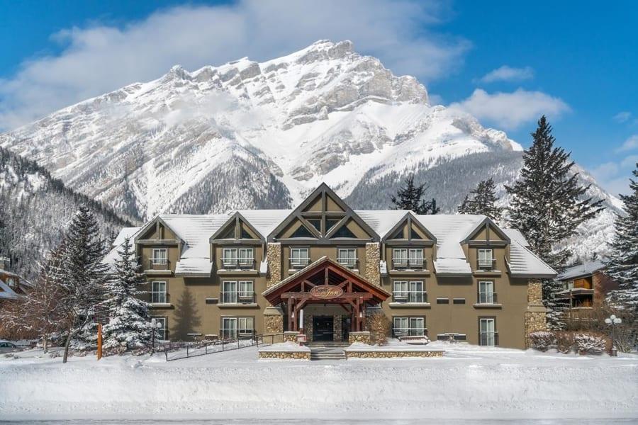 Banff Inn, alojamiento barato en Banff, Canadá