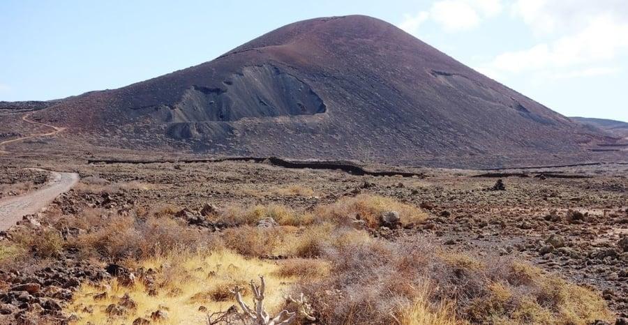 excursiones en Fuerteventura calderon hondo mejor ruta de senderismo