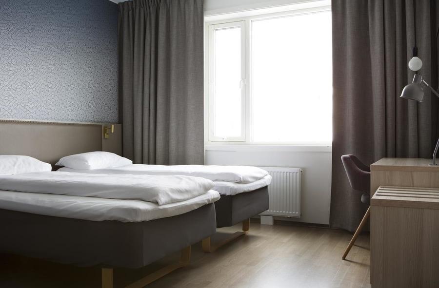 Comfort Hotel Express Tromsø, dormir en pleno centro de Tromso