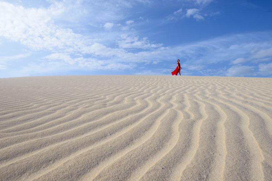 Fuerteventura, best Canary Island for kitesurfing or surfing